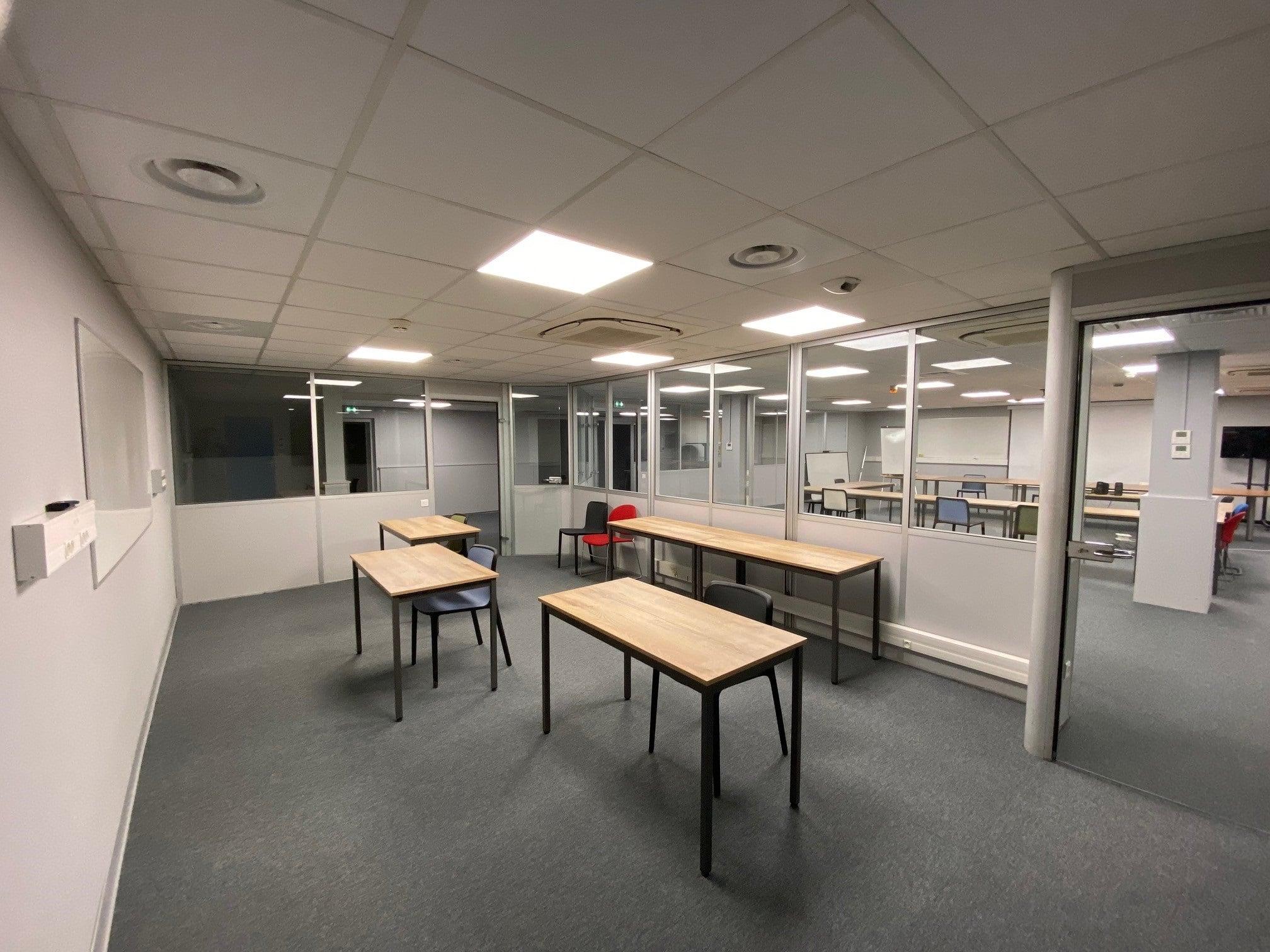 Salle de formation sur Toulouse